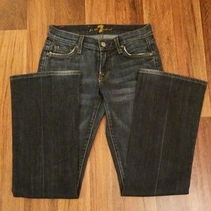 Size 24 '7 For All Mankind' Jeans